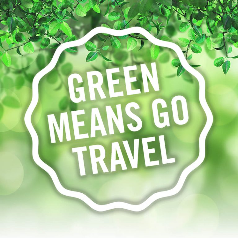 Green Means Go Travel Blog